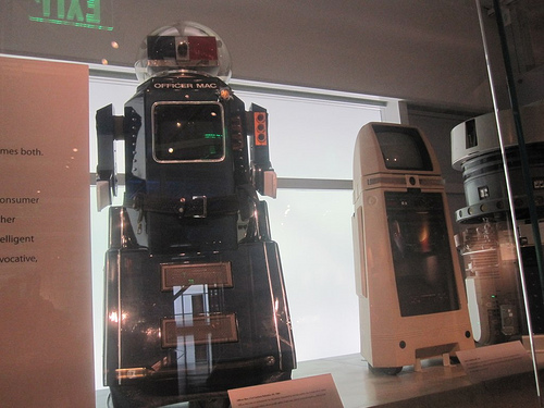 Robots at the Computer History Museum