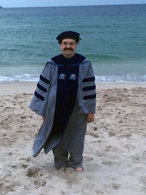 Distance Computer Science PhD at Nova Southeastern University